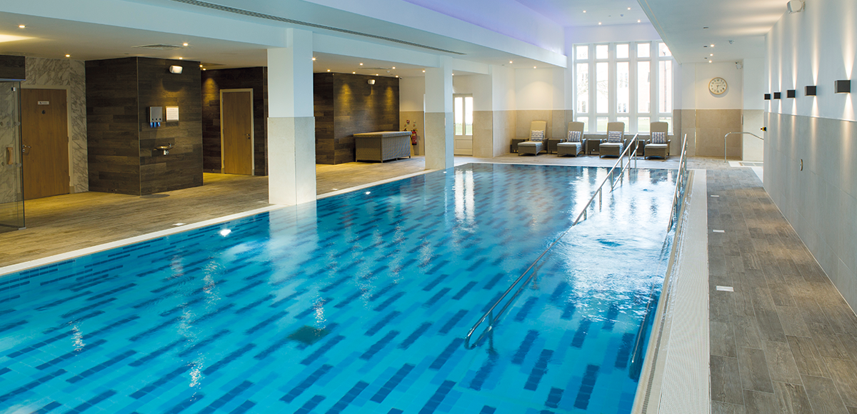 Wellness spa at richmond aston on trent derbyshire - Centennial swimming pool richmond hill ...